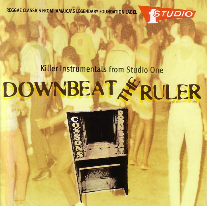 Down_beat_the_ruler_studio_1